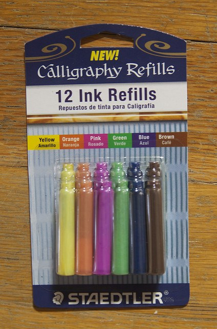 Review: Staedtler Ink Refill Cartridges