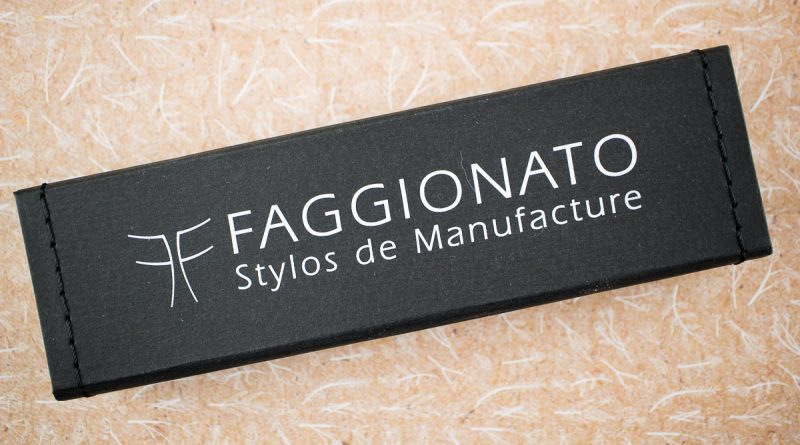 Faggianto Fountain Pen package