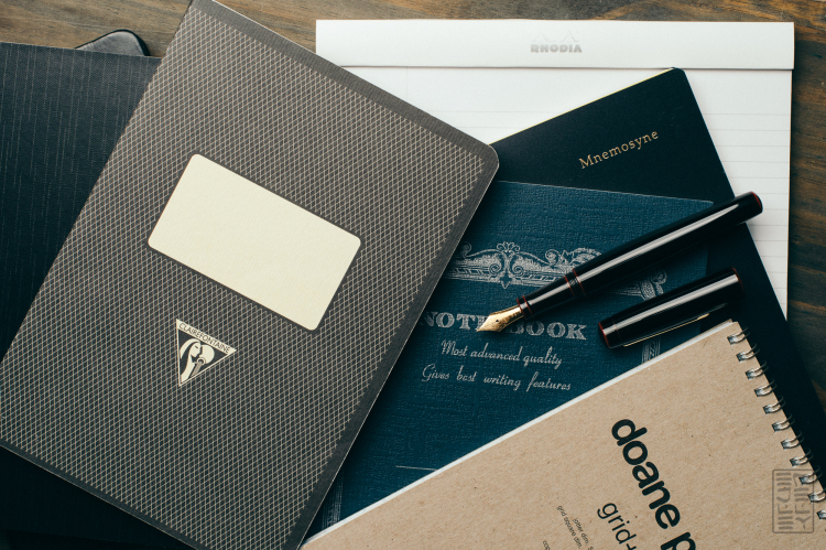 The Best Fountain Pen Friendly Notebooks-15