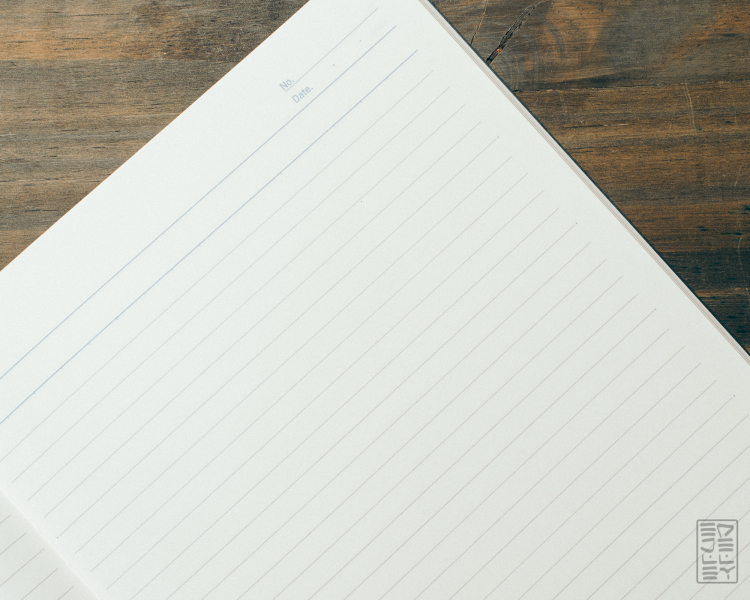 The Best Fountain Pen Friendly Notebooks-6