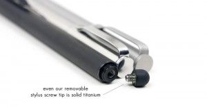 Replaceable Stylus Tip