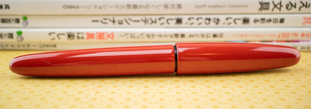 Kickstarter: Wancher True Urushi Fountain Pen in Red